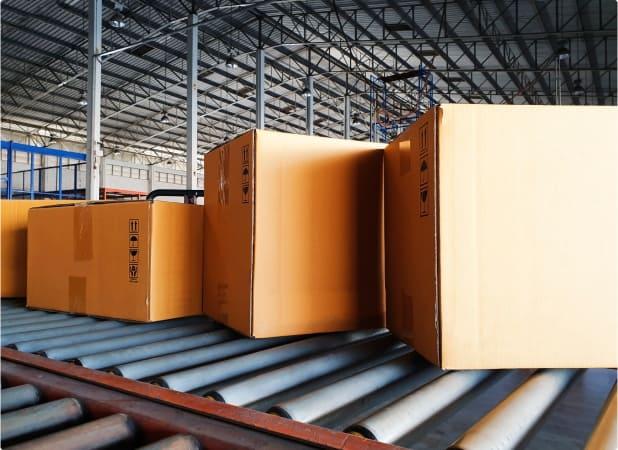 shipping belt